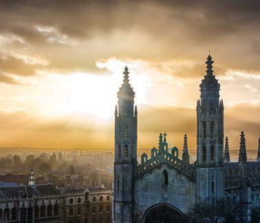 Magica città di Cambridge